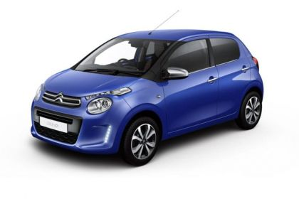 Lease Citroen C1 car leasing