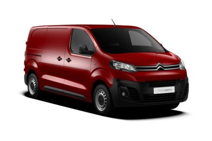 Citroen Dispatch Van e-Dispatch XS 1000Kg Elec 50kWh 101KW FWD 136PS Enterprise Van Auto