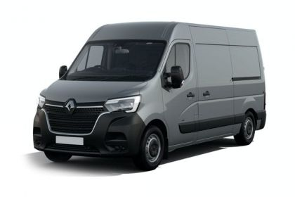 Renault Master Van Medium Roof LWBL 35 RWD 2.3 dCi ENERGY RWD 145PS Business Van Medium Roof Manual [Start Stop]