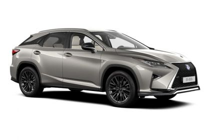 Lease Lexus RX car leasing