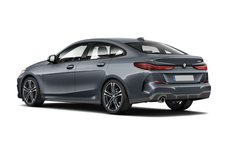 BMW 2 Series 220 Gran Coupe 2.0 i 178PS M Sport 4Dr DCT [Start Stop] [Tech Pro] back view
