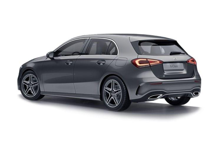 Mercedes-Benz A Class A180 Hatch 5Dr 2.0 d 116PS Sport Executive 5Dr 8G-DCT [Start Stop] back view