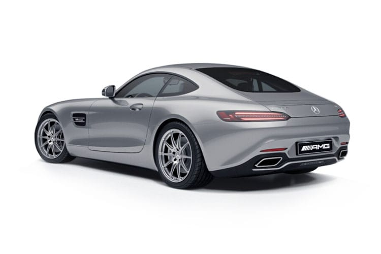 Mercedes-Benz AMG GT AMG GT Coupe 4.0 V8 BiTurbo 476PS Edition 476 2Dr SpdS DCT [Start Stop] back view