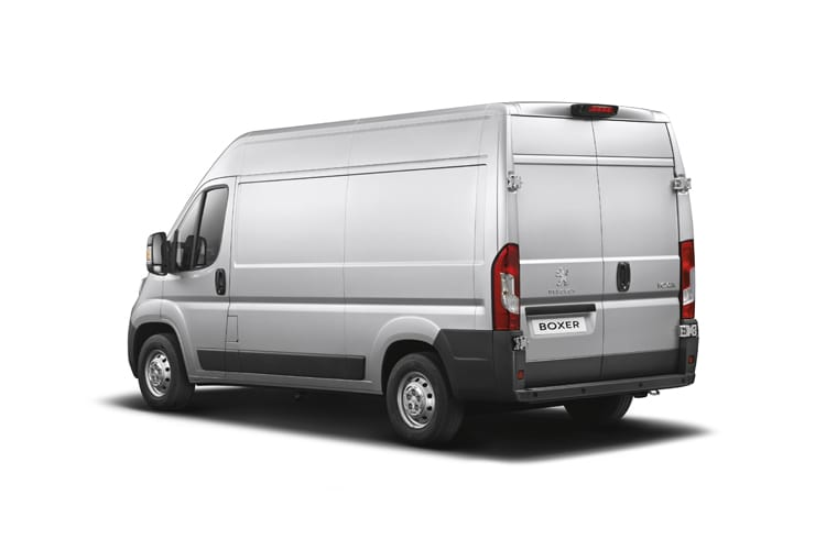Peugeot Boxer 335 L2 2.2 BlueHDi FWD 140PS Professional Van High Roof Manual [Start Stop] back view