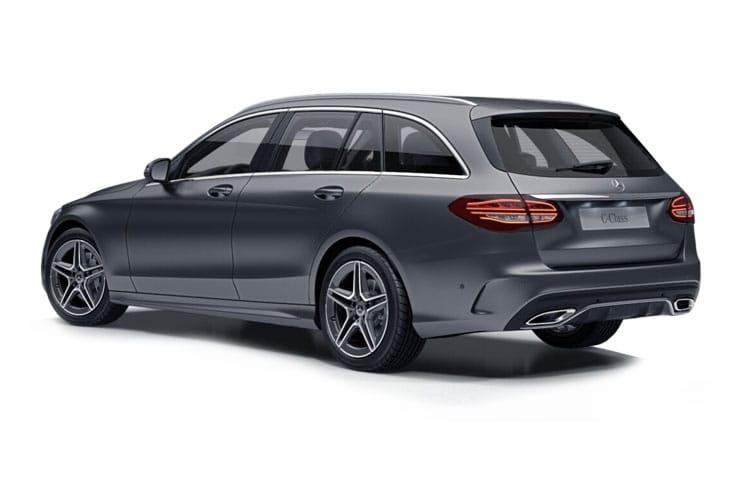 Mercedes-Benz C Class C220 Estate 2.0 d 194PS Sport Edition 5Dr G-Tronic+ [Start Stop] back view