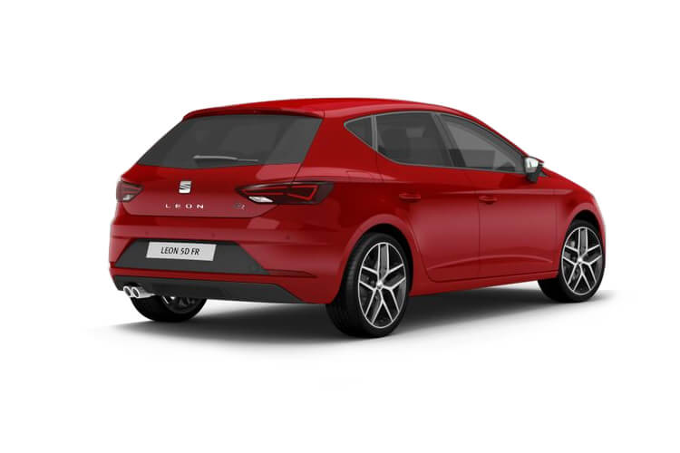 SEAT Leon Hatch 5Dr 1.5 TSI EVO 150PS FR 5Dr Manual [Start Stop] back view