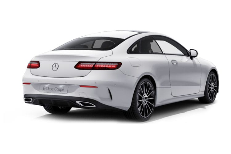Mercedes-Benz E Class AMG E53 Coupe 4MATIC+ 3.0 MHEV BiTurbo 457PS Premium 2Dr SpdS TCT [Start Stop] back view