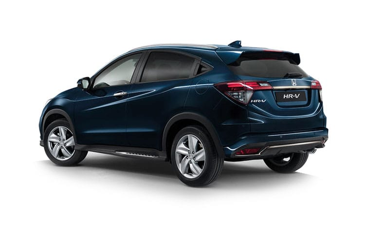 Honda HR-V SUV 5Dr 1.5 i-VTEC 130PS S 5Dr Manual [Start Stop] back view