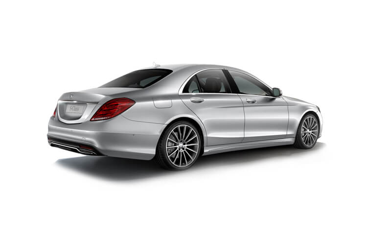 Mercedes-Benz S Class S560 Cabriolet 4.0 V8 BiTurbo 469PS Grand Edition 2Dr G-Tronic [Start Stop] back view