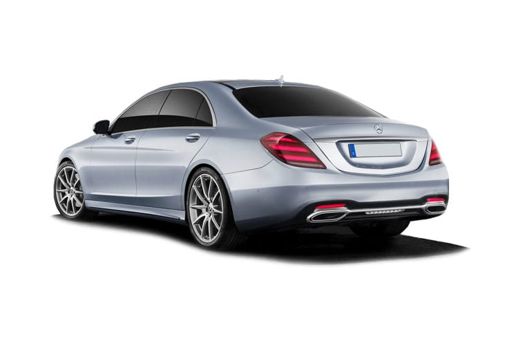 Mercedes-Benz S Class S560eL Saloon 3.0 h V6 PiH 13.5kWh 489PS Grand Edition 4Dr G-Tronic [Start Stop] back view