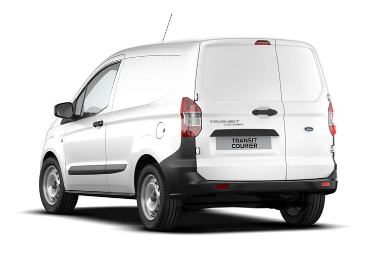 Ford Transit Courier N1 1.0 EcoBoost FWD 100PS Limited Van Manual [Start Stop] back view
