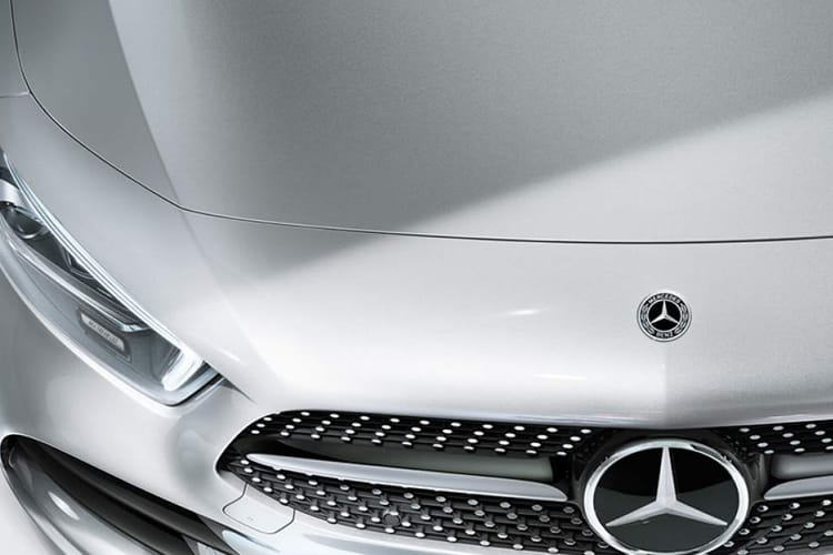 Mercedes-Benz A Class A180 Saloon 4Dr 1.5 d 116PS AMG Line 4Dr Manual [Start Stop] detail view