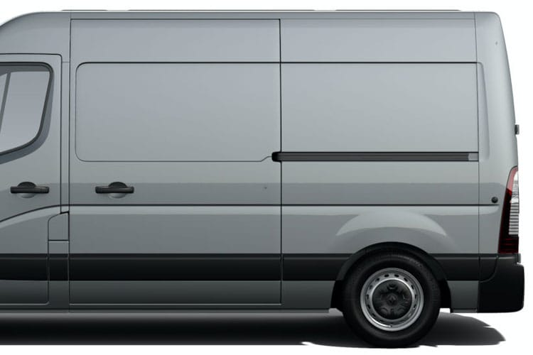 Renault Master MWBL 35TW 4X4 2.3 dCi ENERGY DR4 145PS Business Van Medium Roof Manual [Start Stop] detail view