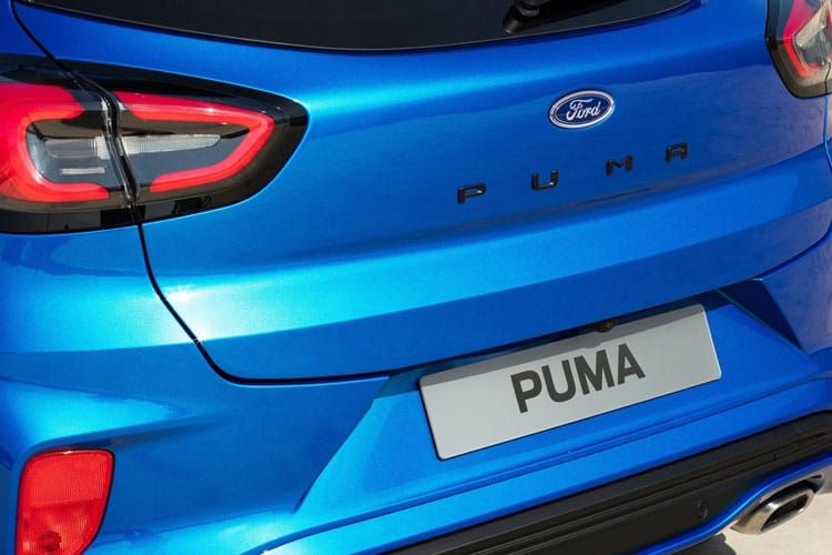 Ford Puma SUV 1.0 T EcoBoost MHEV 125PS ST-Line 5Dr Manual [Start Stop] detail view