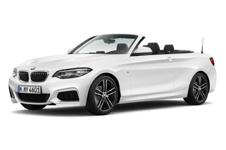 BMW 2 Series 218 Convertible 2.0 i 136PS Sport 2Dr Manual [Start Stop] front view