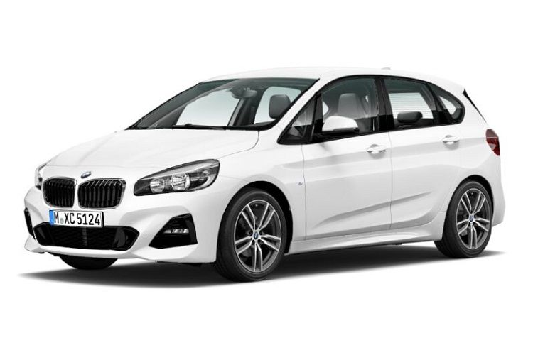 BMW 2 Series Tourer 220 xDrive Active Tourer 2.0 d 190PS SE 5Dr Auto [Start Stop] front view