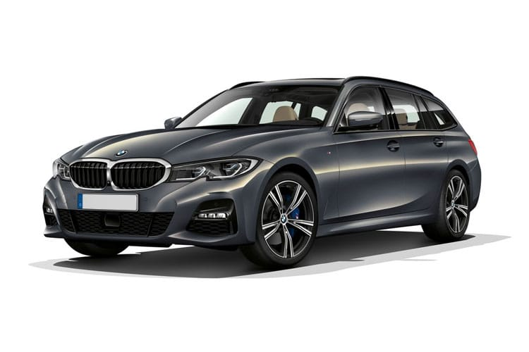 BMW 3 Series 318 Touring 2.0 i 156PS M Sport 5Dr Auto [Start Stop] [Tech] front view