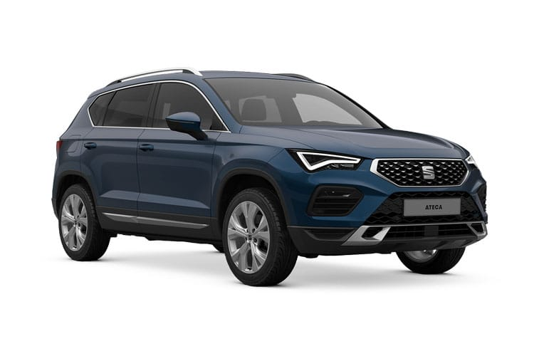 SEAT Ateca SUV 2.0 TDI 150PS SE Technology 5Dr DSG [Start Stop] front view