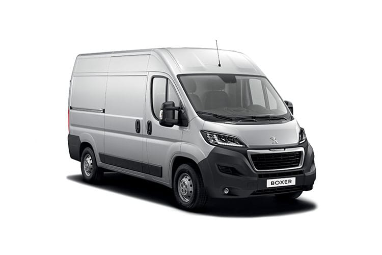 Peugeot Boxer 335 L2 2.2 BlueHDi FWD 140PS Professional Van High Roof Manual [Start Stop] front view
