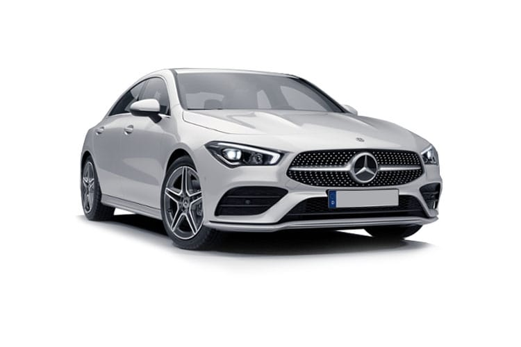 Mercedes-Benz CLA CLA200 Coupe 4Dr 1.3  163PS AMG Line 4Dr 7G-DCT [Start Stop] front view