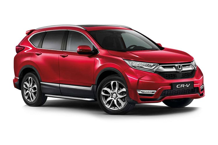 Honda CR-V SUV 2WD 2.0 h i-MMD 184PS SE 5Dr eCVT [Start Stop] front view