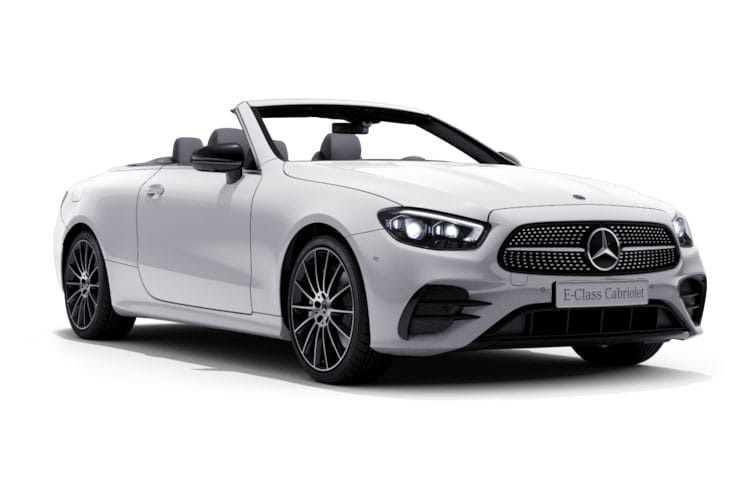 Mercedes-Benz E Class E300 Cabriolet 2Dr 2.0 MHEV 272PS AMG Line Premium 2Dr G-Tronic+ [Start Stop] front view