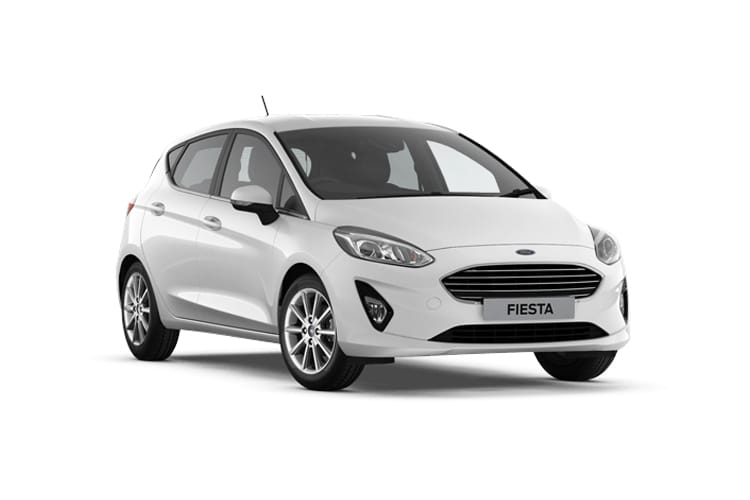 Ford Fiesta Hatch 3Dr 1.0 T EcoBoost 95PS Trend 3Dr Manual [Start Stop] [SNav] front view