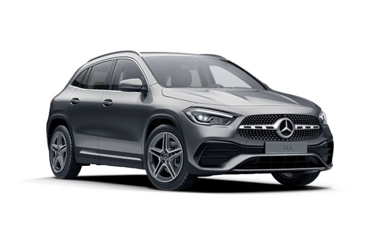 Mercedes-Benz GLA GLA200 SUV 2.0 d 150PS AMG Line Premium Plus 5Dr 8G-DCT [Start Stop] front view