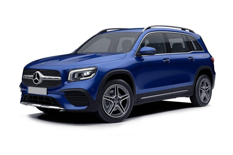 Mercedes-Benz GLB GLB200 SUV 2.0 d 150PS AMG Line 5Dr G-Tronic [Start Stop] front view