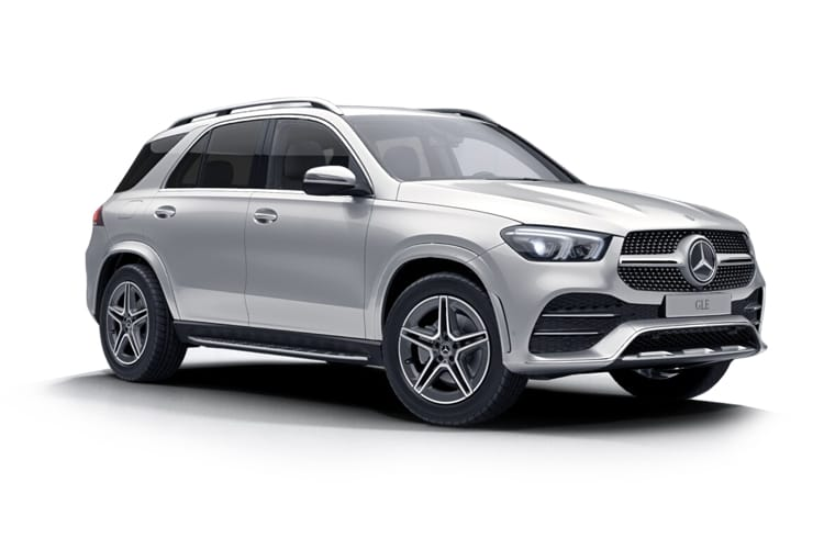 Mercedes-Benz GLE GLE350 SUV 4MATIC 3.0 d 272PS AMG Line 5Dr G-Tronic [Start Stop] front view
