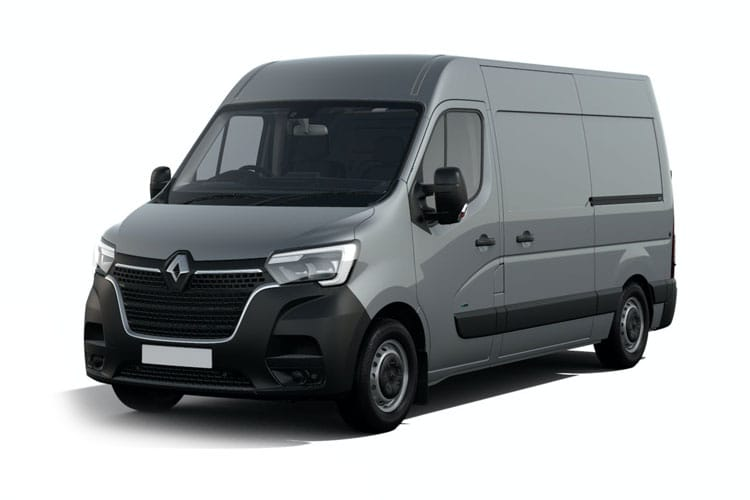 Renault Master MWBL 35TW 4X4 2.3 dCi ENERGY DR4 145PS Business Van Medium Roof Manual [Start Stop] front view