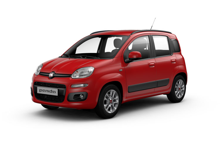 Fiat Panda Hatch 5Dr 1.0 MHEV 70PS Sport 5Dr Manual [Start Stop] front view