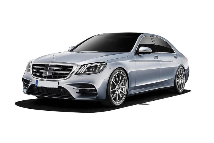 Mercedes-Benz S Class S560eL Saloon 3.0 h V6 PiH 13.5kWh 489PS Grand Edition 4Dr G-Tronic [Start Stop] front view