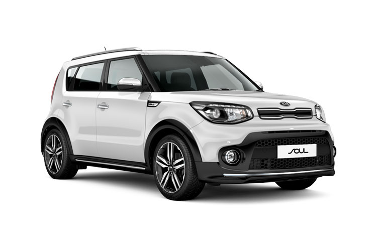 Kia Soul SUV Elec 64kWh 150KW 201PS First Edition 5Dr Auto front view