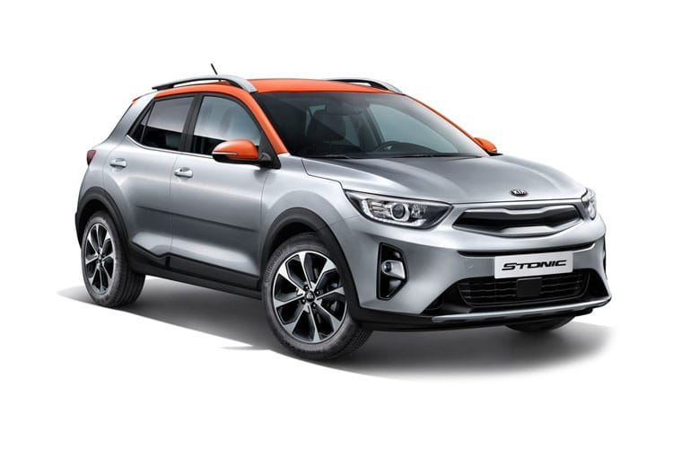 Kia Stonic SUV 5Dr 1.0 T-GDi MHEV 118PS Connect 5Dr DCT [Start Stop] front view
