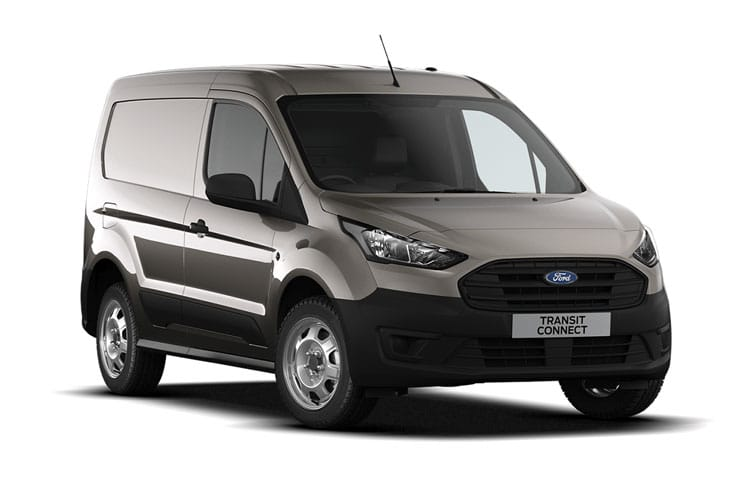 Ford Transit Connect 240 L2 1.5 EcoBlue FWD 120PS Limited Van Manual [Start Stop] front view