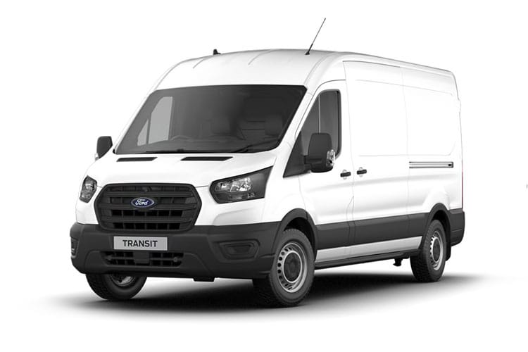 Ford Transit 350 L3 2.0 EcoBlue FWD 170PS Trend Van High Roof Auto [Start Stop] front view