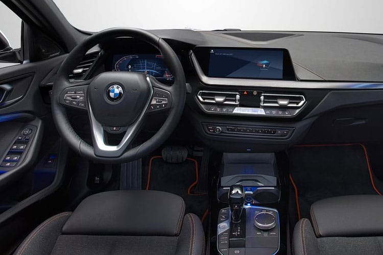 BMW 1 Series 118 Hatch 5Dr 2.0 d 150PS SE 5Dr Manual [Start Stop] inside view