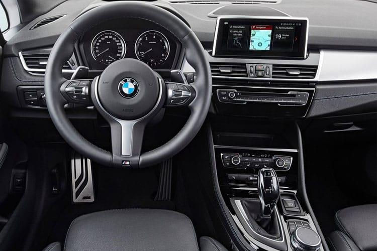 BMW 2 Series Tourer 220 xDrive Active Tourer 2.0 d 190PS SE 5Dr Auto [Start Stop] inside view
