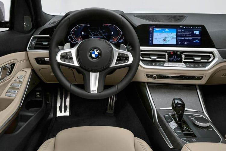 BMW 3 Series 318 Touring 2.0 i 156PS M Sport 5Dr Auto [Start Stop] [Tech] inside view