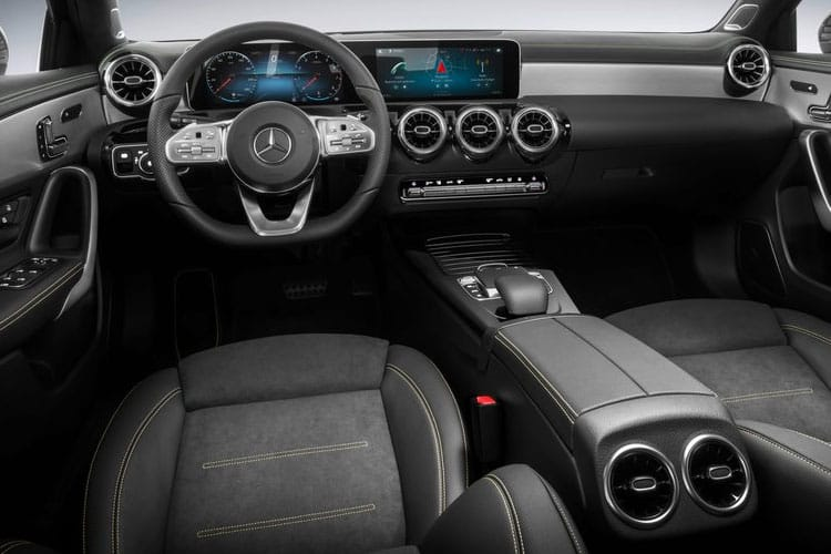 Mercedes-Benz A Class A180 Hatch 5Dr 2.0 d 116PS Sport Executive 5Dr 8G-DCT [Start Stop] inside view