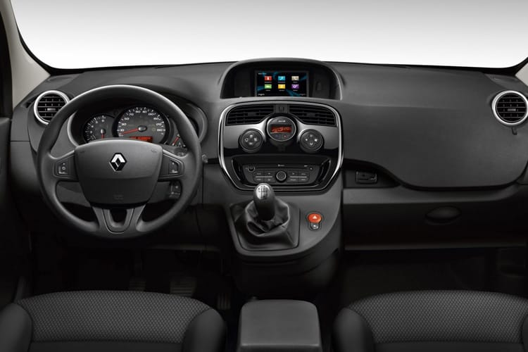 Renault Kangoo Maxi LL21 1.5 dCi ENERGY FWD 95PS Business+ Cab Crew Van Manual [Start Stop] inside view
