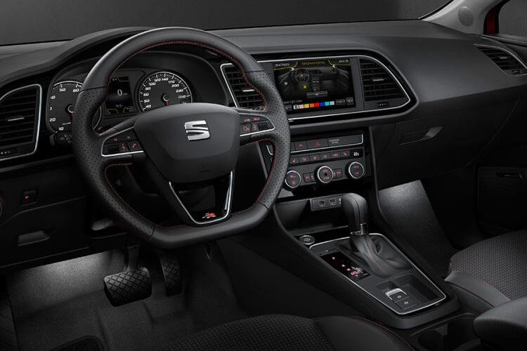 SEAT Leon Hatch 5Dr 1.5 TSI EVO 150PS FR 5Dr Manual [Start Stop] inside view