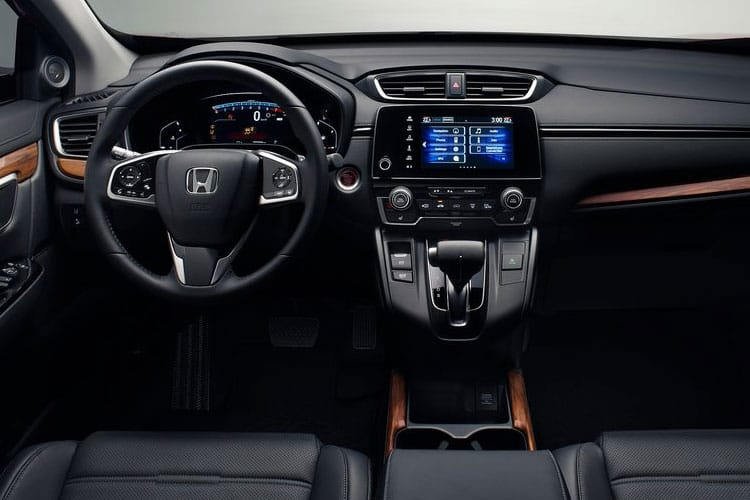 Honda CR-V SUV 2WD 2.0 h i-MMD 184PS SE 5Dr eCVT [Start Stop] inside view