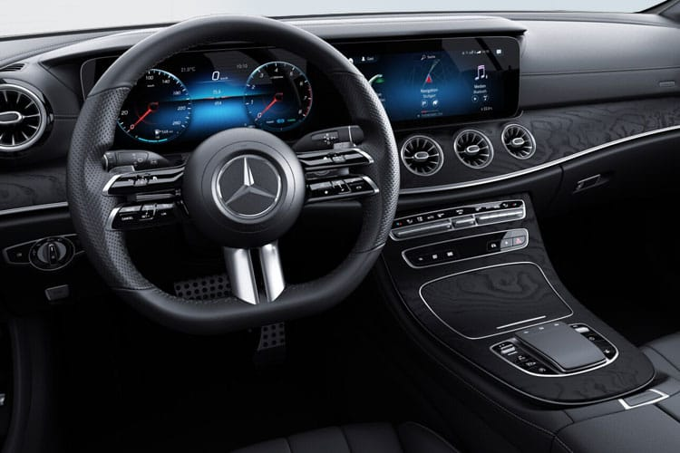 Mercedes-Benz E Class AMG E53 Coupe 4MATIC+ 3.0 MHEV BiTurbo 457PS Premium 2Dr SpdS TCT [Start Stop] inside view