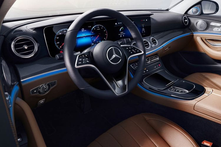 Mercedes-Benz E Class AMG E53 Saloon 4MATIC+ 3.0 BiTurbo 457PS Premium Plus 4Dr SpdS TCT [Start Stop] inside view