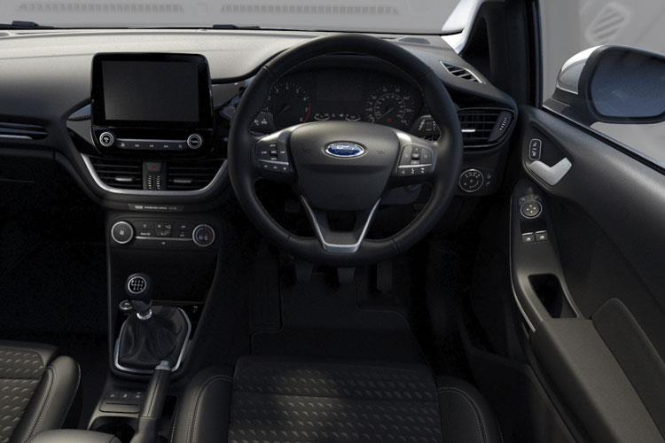 Ford Fiesta Hatch 3Dr 1.1 Ti-VCT 75PS Trend 3Dr Manual [Start Stop] [SNav] inside view