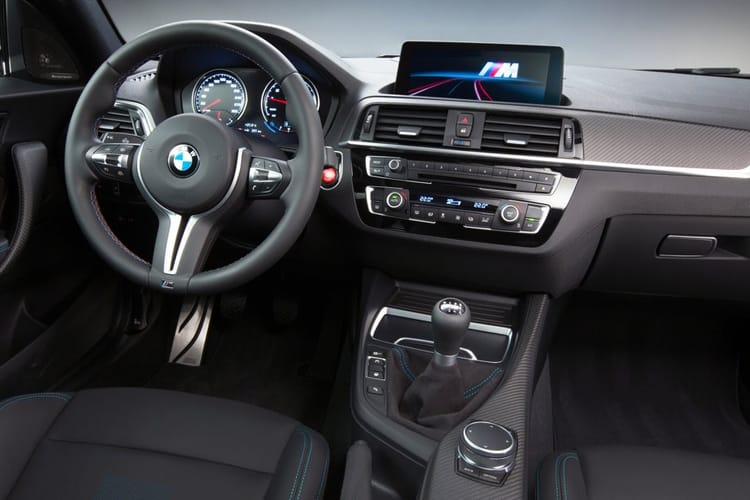 BMW 2 Series 218 Coupe 2.0 d 150PS Sport 2Dr Manual [Start Stop] inside view