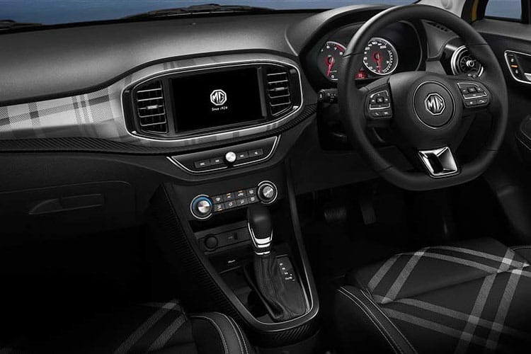 MG Motor UK MG3 Hatch 5Dr 1.5 VTi-TECH 106PS Excite 5Dr Manual [Start Stop] inside view