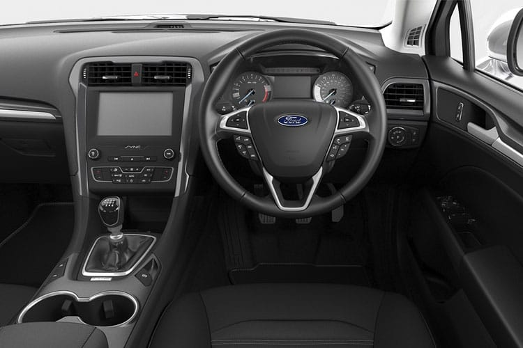 Ford Mondeo Hatch 5Dr AWD 2.0 EcoBlue 190PS Vignale 5Dr Auto [Start Stop] inside view